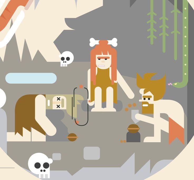 Jaime Hayde Illustration — Infografía antibostezos: Premios Darwin
