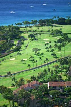 Kaanapali Golf Course - Lahaina, Maui, HI