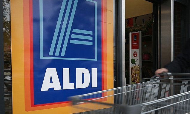Aldi beats Waitrose to be crowned best shop to buy alcohol #DailyMail