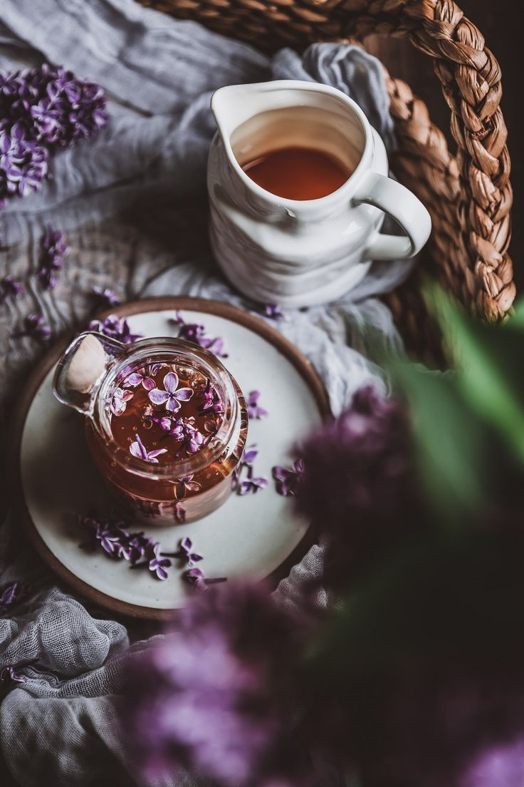 Lilac Honey Infusion Ephemeral Flower Essence Chews Local Recipe In 2020 Coffee Photography Beautiful Food Photography Tea