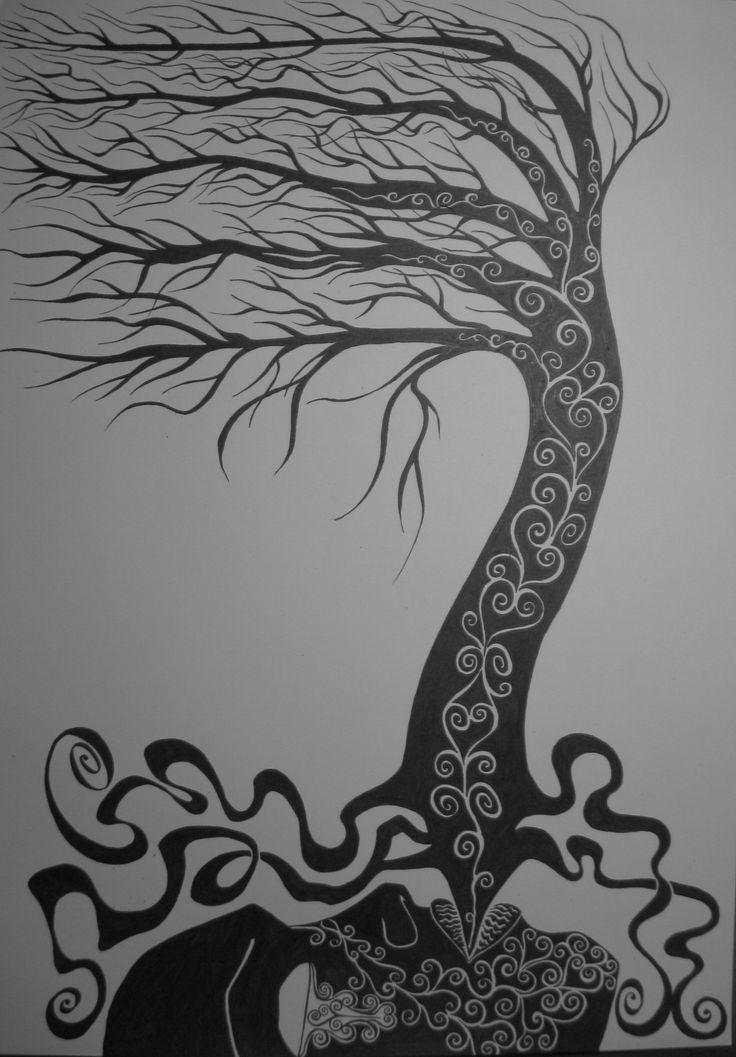 Ec Chaim [The Tree of Life] by chckn