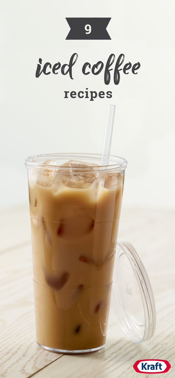 9 Iced Coffee Recipes – No matter the time of year, waking up and enjoying a refreshing iced coffee drink is always a wonderful way to start your day! This collection of drinks are sure to be your favorite pair to breakfast.