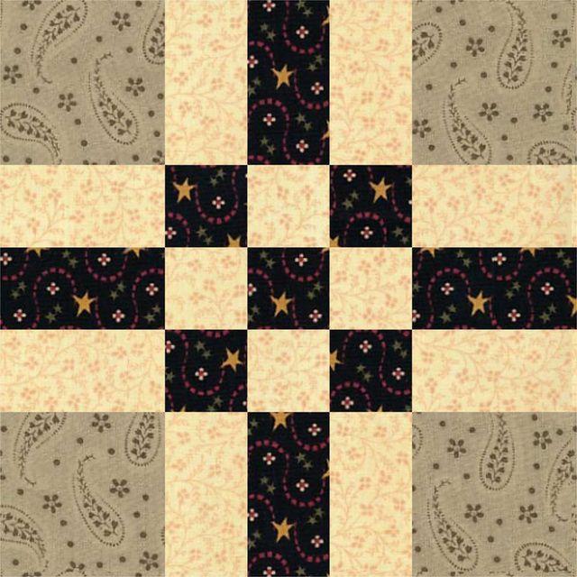 Patch Quilts Patterns