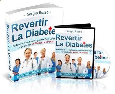 Revertir la Diabetes Libro del Experto Sergio Russo: Dominar la Diabetes en 30 Días.
