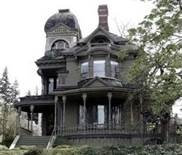 I so desperately wish I lived in a big, old, creepy house with secret passages and hidden rooms...