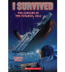 Ten-year-old George Calder is on the Titanic, a ship full of exciting places to explore. But suddenly a terrible boom shakes the entire boat and…