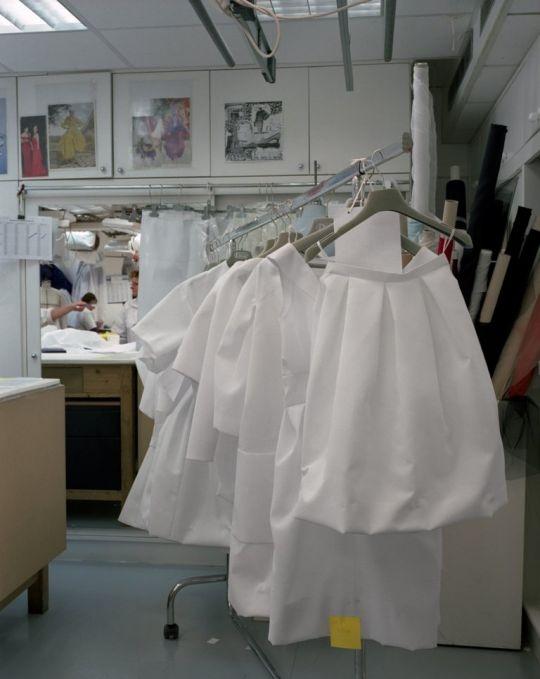 Christian Dior Toiles