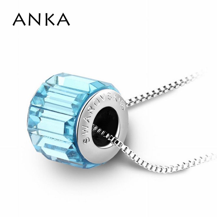 original crystal bead necklace DIY charm pendants 3 color available fashion necklaces for women Crystals from Swarovski #105687-in Pendant Necklaces from Jewelry & Accessories on Aliexpress.com | Alibaba Group