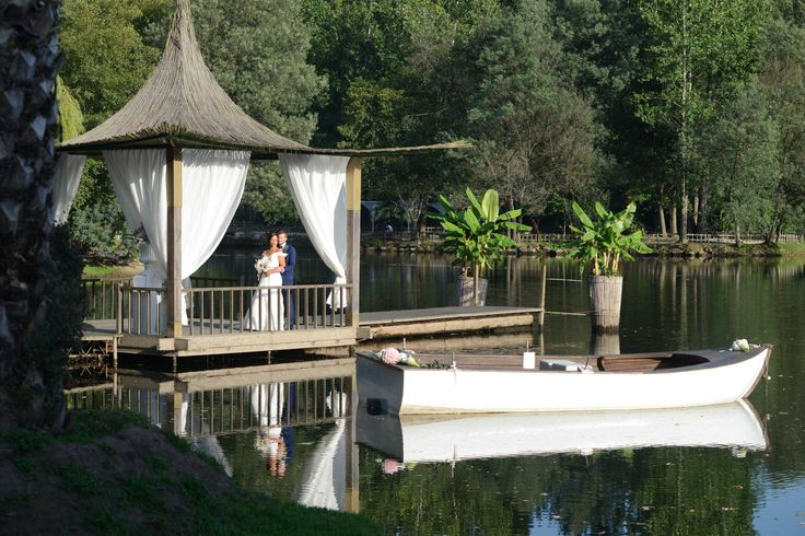 A&B Wedding ... Lovely day in Quinta Lago dos cisnes