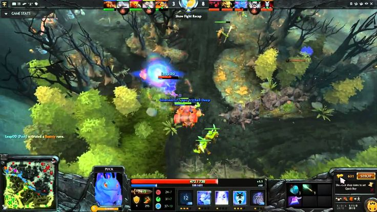 Dota2 Live Stream - Radiant Vs Dire (12.09.2015)