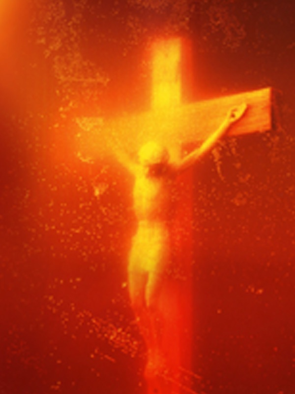 Art Remember | #AndreaSerrano, Piss Christ, 1987