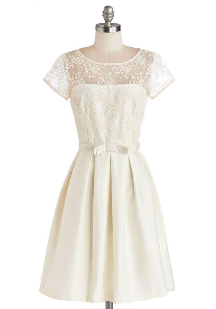 Finespun Florals Dress, #ModCloth