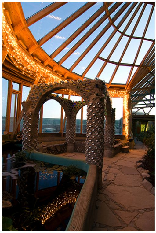 earthship. I still want one of these