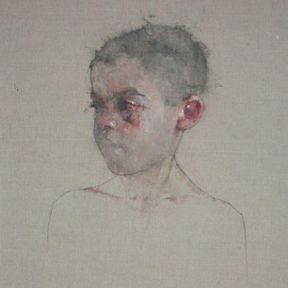 Nathan Ford Joachim 6.16, Oil on canvas 28 x 20 cm