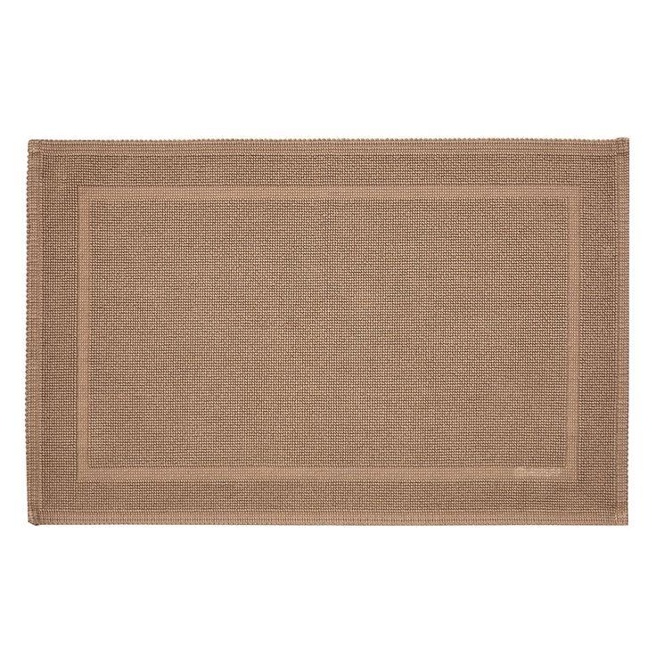 Gant - Badezimmerteppich - 60x90cm - Trockener Sand Jetzt bestellen unter: http://www.woonio.de/produkt/gant-badezimmerteppich-60x90cm-trockener-sand/