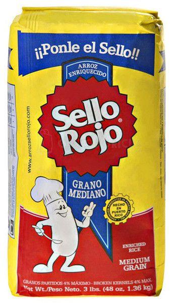 sello rojo rice | Arroz Sello Rojo (Medium Grain) – Café Latino
