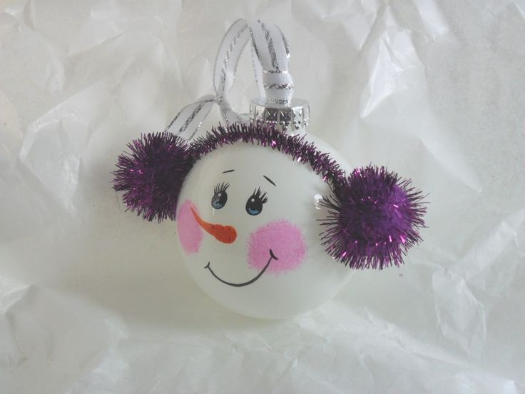 Xmas Ornaments For Kids