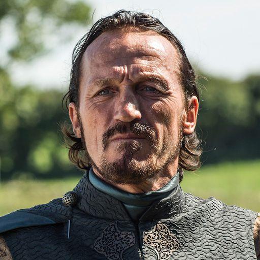 Bronn  played by Jerome Flynn