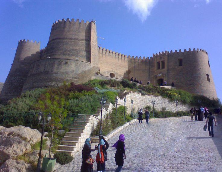 Image result for castle in khuzestan