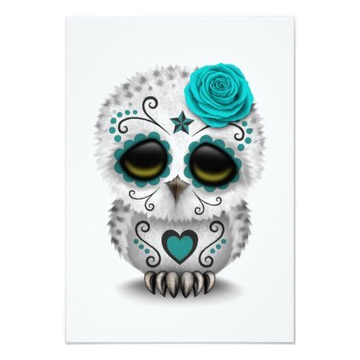 1,000+ Sugar Skull Invitations & Announcement Cards | Zazzle