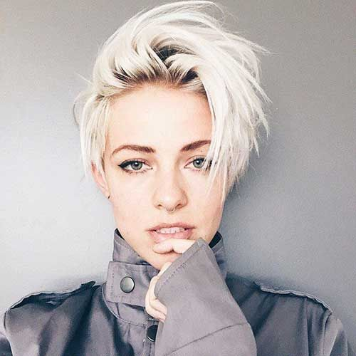 20 Good Short Cropped Hair | http://www.short-haircut.com/20-good-short-cropped-hair.html
