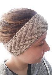 Ravelry: Alpine Headband pattern by Rachel Plafchan free pattern