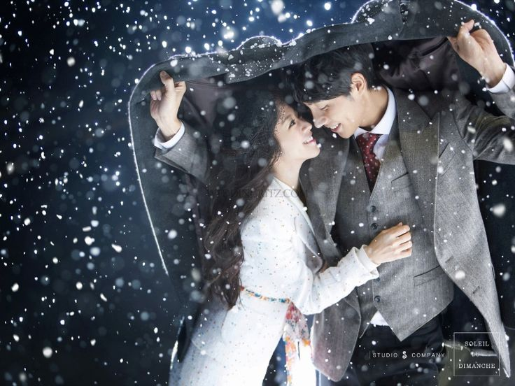 Korea's pre-wedding photographs presented by S Studio.