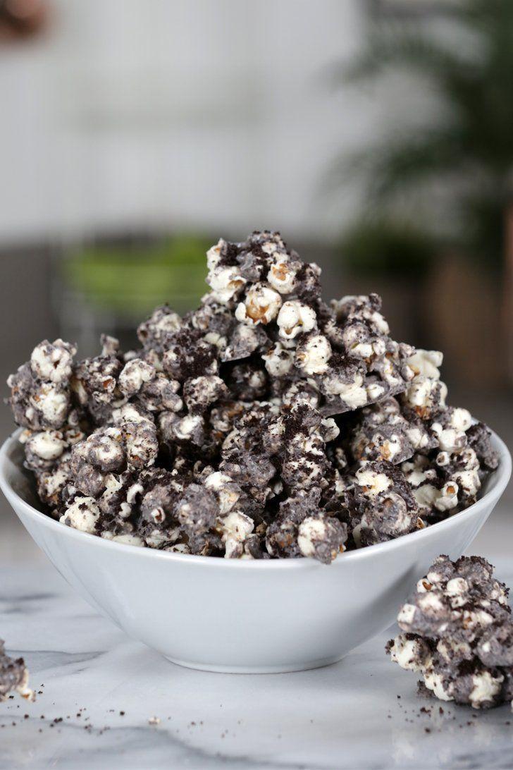 Oreo Popcorn (Recipe & Video Tutorial) l PopSugar.com