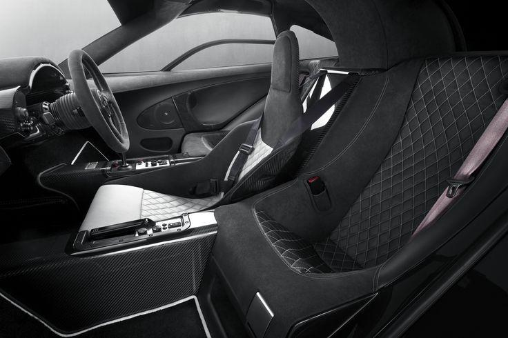 Image result for mclaren f1 interior