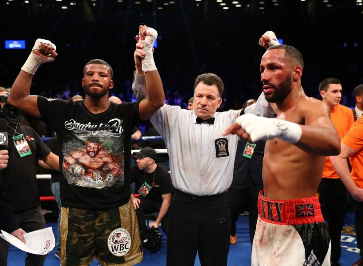 Floyd Mayweather Jr 'cheated' during Badou Jack fight says James DeGale camp