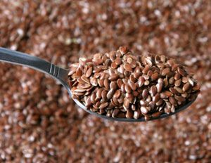Flaxseed - The omega-3s in flaxseed can help reduce the inflammation that