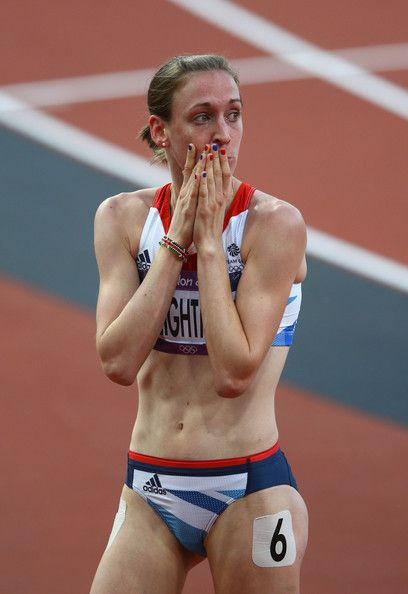 Laura Weightman - Athletics. 1500m.