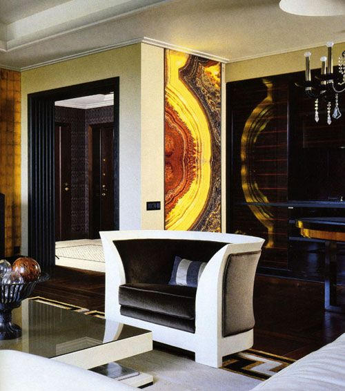 Art Deco Interior Designs And Furniture Ideas: 17 Best Images About ART DECO ROOMS [=] On Pinterest
