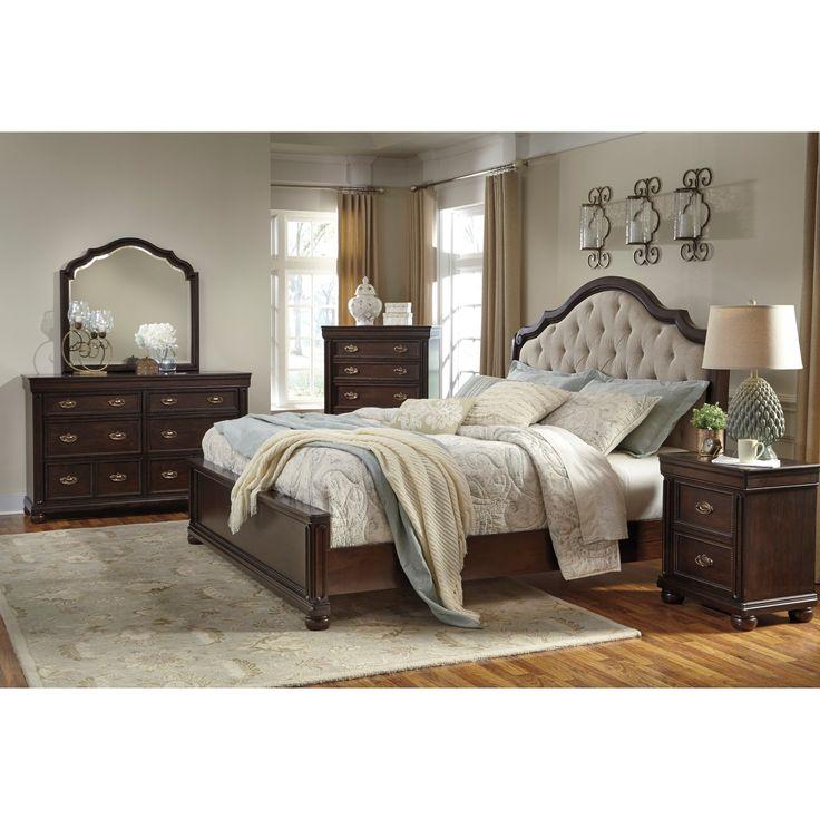 Ashley Furniture Washington Dc: 1000+ Ideas About King Bedroom On Pinterest