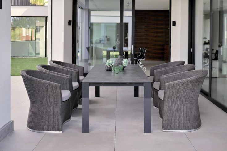 JUNO fotele ze stołem STERN 430201