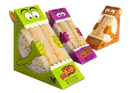 SMKids Sandwich
