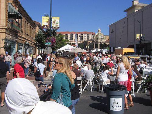 Plaza Art Fair...September...