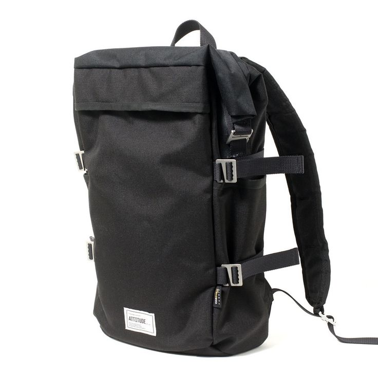 Men Fashion With Bags