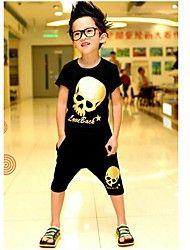 Drengens Fashion T-shirts + Shorts Indstiller dej... – DKK kr. 79