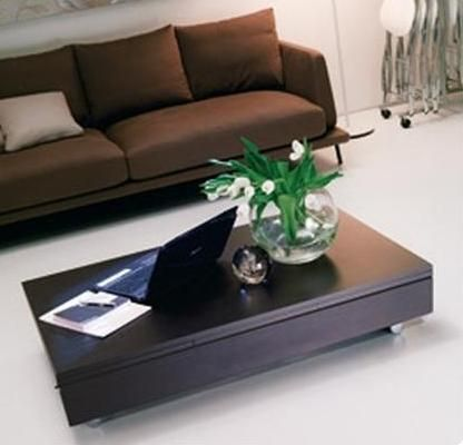 25 best ideas about table basse transformable on - Mecanisme table basse relevable ...