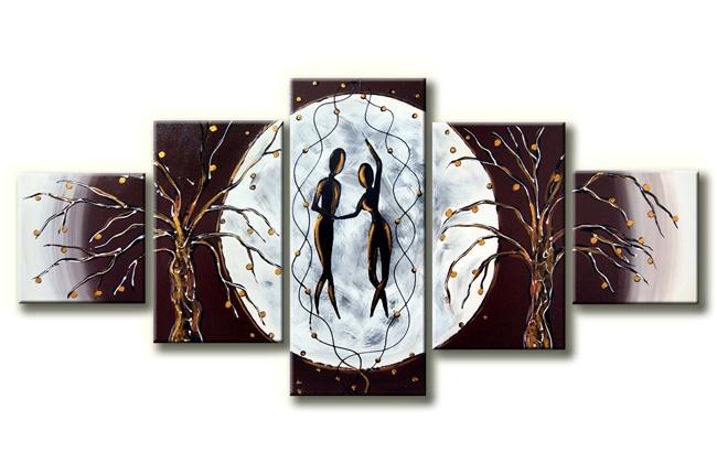 Schilderij Forest Love | Schilderijen kopen bij Kunst Voor Jou