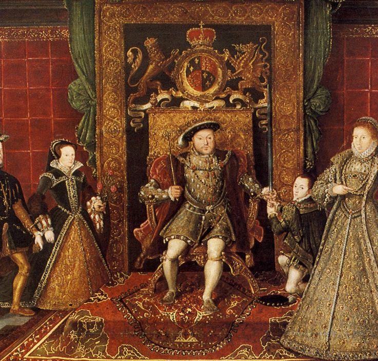 Essay: Henry VIII