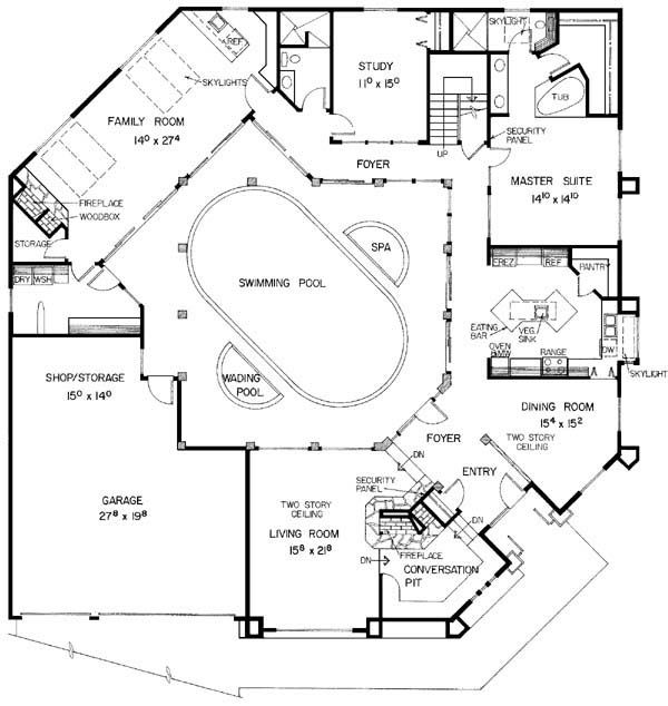 top 25+ best mediterranean house plans ideas on pinterest