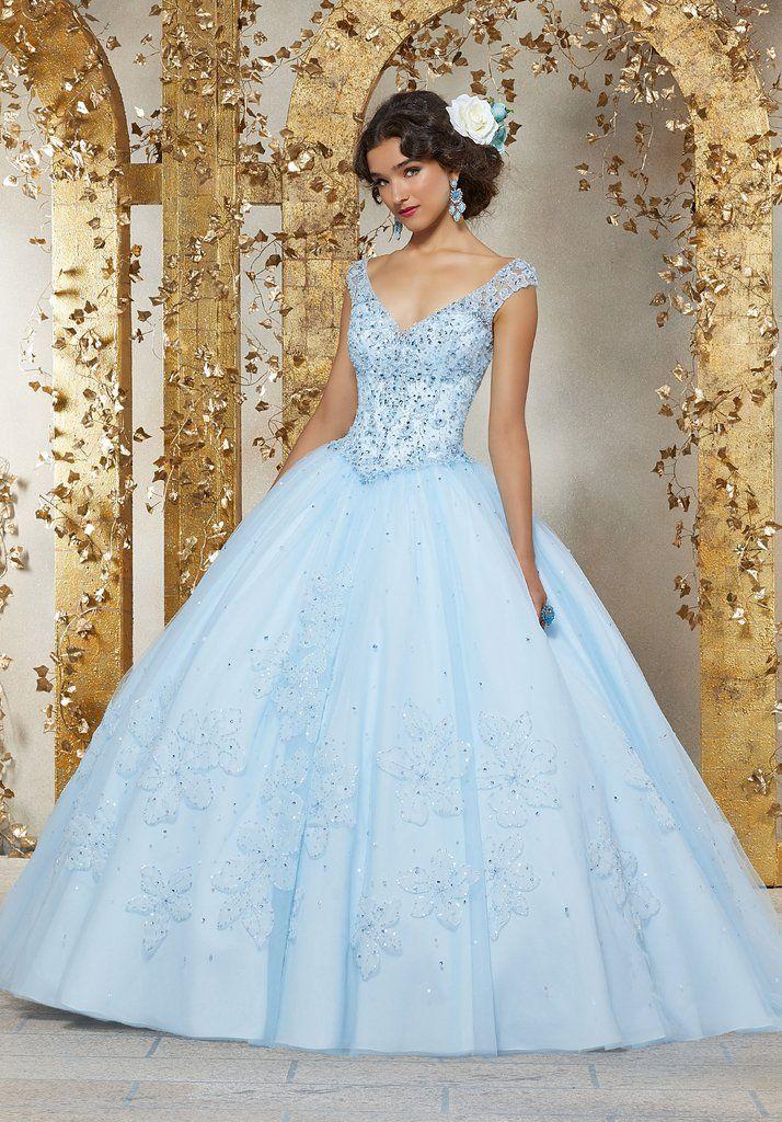 Vizcaya by mori lee 89229 quinceanera dress