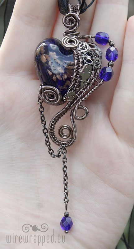 jewelrty making ideas - Steam Punk inspired jewelry from...... deviantart.com