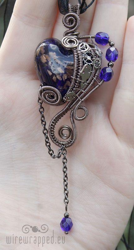 homemade jewelry ideas | Jewelry Making Ideas / Sorta steam punk