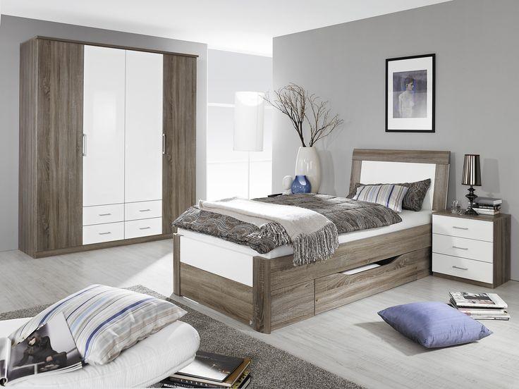 Schlafzimmer modern weiß holz  Die besten 25+ Schlafzimmer komplett massivholz Ideen auf ...