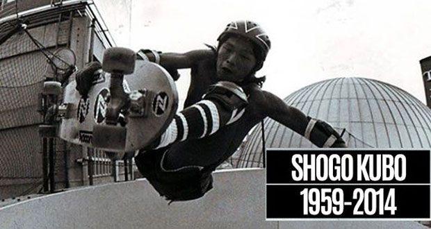 PATINETA Skate » Descanza en paz Shogo Kubo