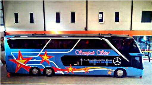 Sempati star bus double decker