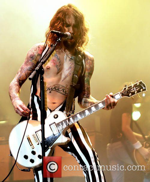 justin hawkins pictures | Justin Hawkins, The Darkness